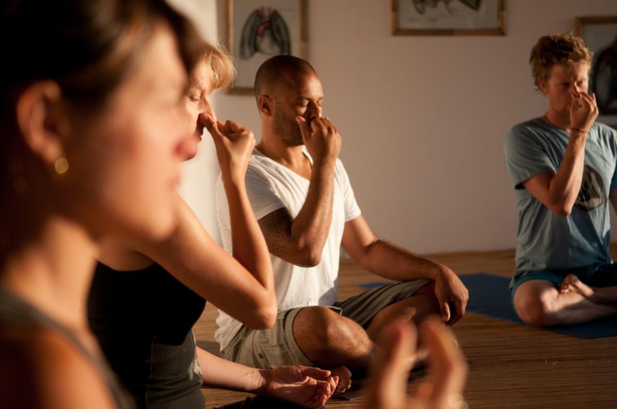 Stresszkezelés – légzés, emésztés, relax tanfolyam